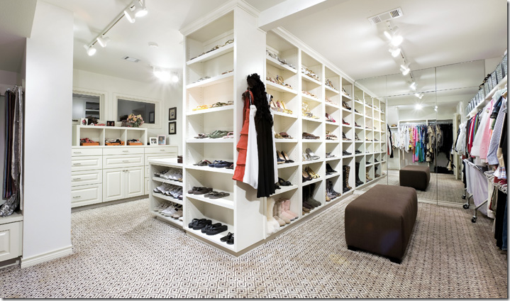 Image Result For Awesome Walk In Closets